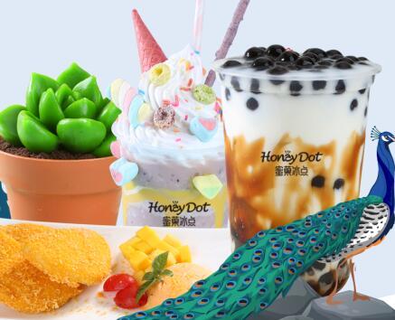 加盟蜜菓冰点冰淇淋需要租多大的店面