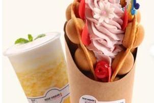 冰淇淋加盟店哪家好 诺尔哈根很有市场