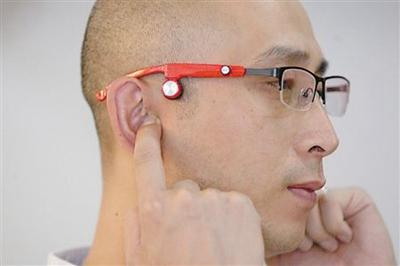 智能骨传导眼镜牌子哪个好 Vlike骨听智能眼镜***