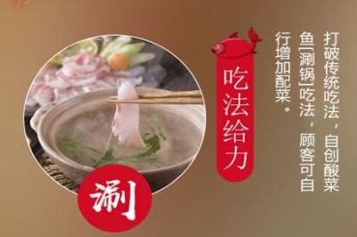 开一家给力鱼哥酸菜鱼米饭要多少钱