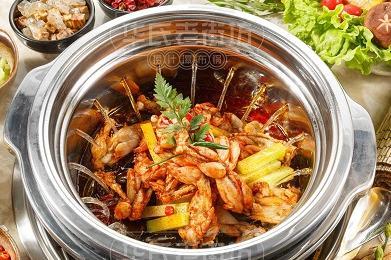 華氏老街坊撈汁瀑布鍋