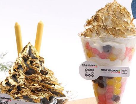 諾爾哈根冰淇淋店怎么開