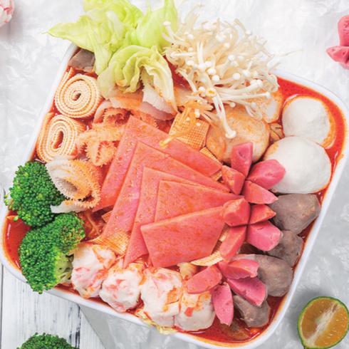 將就中式快餐