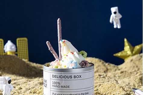加盟看星星的熊冰淇淋开店 收获**人生