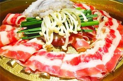 韩江川章鱼水煎肉