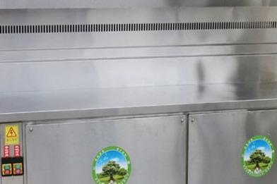 新风环保烧烤车