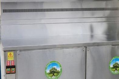 新风环保烧烤车加盟好不好