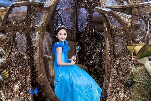 七彩青春智能儿童摄影 掀起新一轮的创业风暴