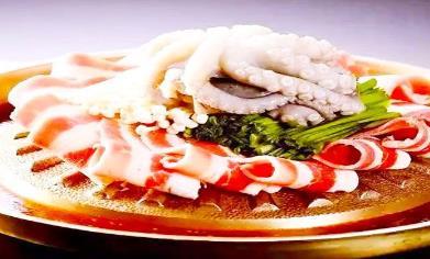 韓江川章魚水煎肉