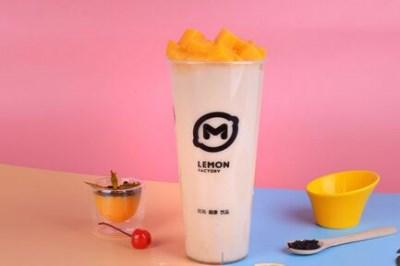 檸檬工坊港式奶茶飲品總部實力大嗎