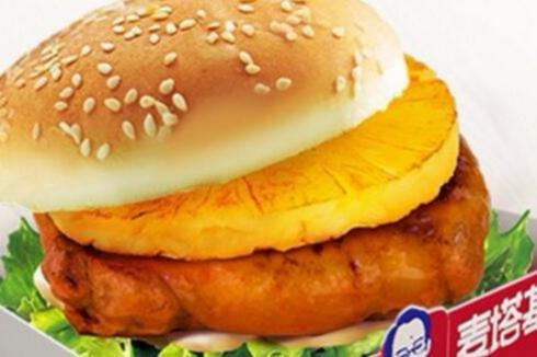 加盟汉堡连锁店 麦塔基口味更**
