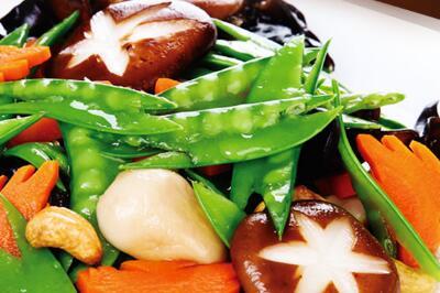 可素蔬食自助餐廳