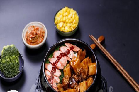 本*不多做什么小生意 石锅饭