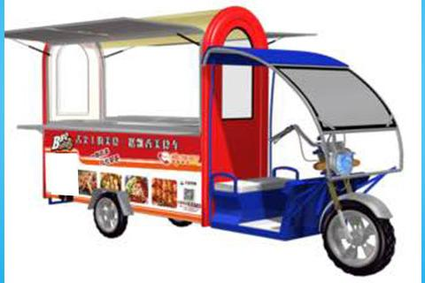 不想上班創業做什么好 一輛小吃車為你帶來大生意