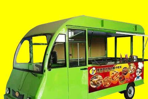 美味时代小吃车投资有发展吗