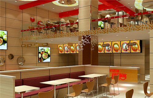 匆忙客中式快餐加盟费是多少 开一家快餐店要多少*
