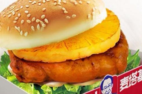 汉堡品牌 麦塔基汉堡不愁销量