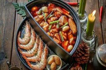 夢時代涮烤鍋食匯