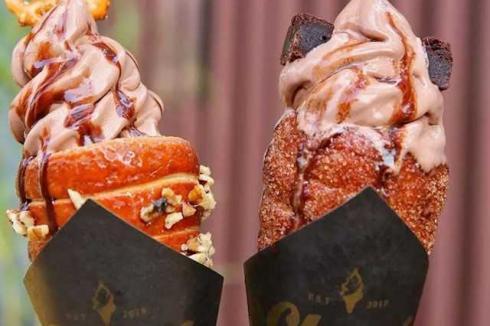 什么品牌的冰淇淋好吃 哈露客滋冰淇淋美味可口