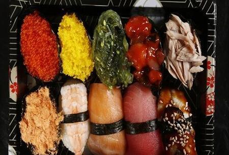 嘿店壽司小吃