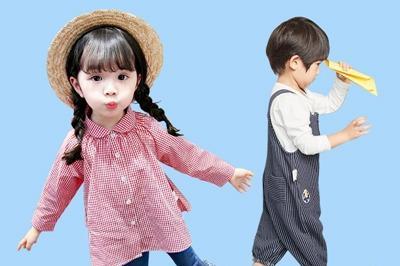 开个童装店要多少* 悄悄皮时尚好看质优价廉