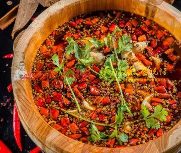 木桶酸菜鱼好吃吗