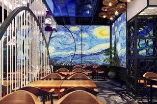 记忆南塘意境智慧餐厅加盟的条件多不多
