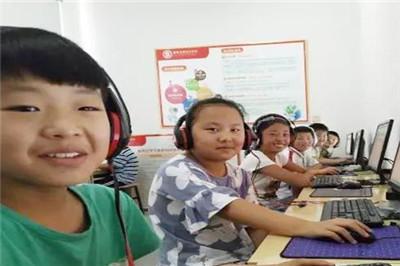 开顺势智能英语教育有前景吗