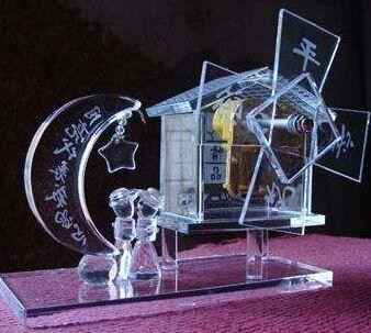 哪里有水晶玻璃工藝品制作