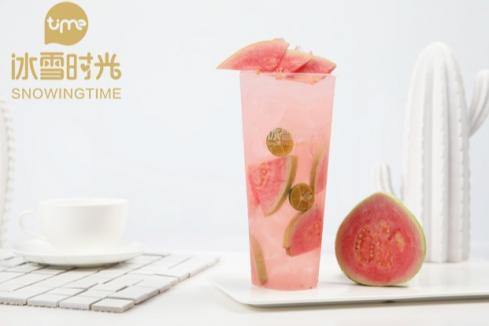 2019奶茶加盟知名品牌選擇冰雪時光