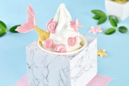 星米奇冰淇淋加盟 适合国人口味的美食