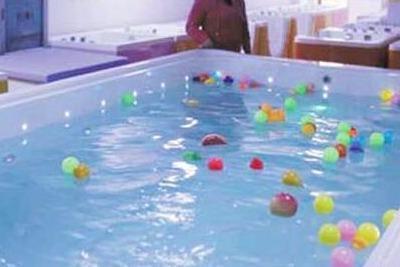 婴儿早教游泳加盟 熊猫baby泳疗中心值得选择