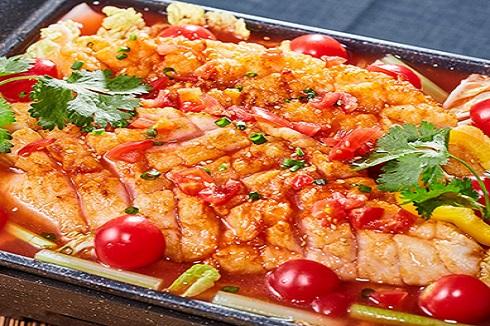渔巴客烤鱼饭