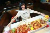 滑板雞夢想主題餐廳是一個知名的連鎖品牌