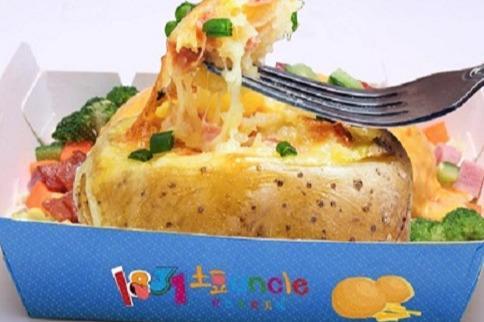 代理1831土豆Uncle小吃生意好做吗 前期准备多少*