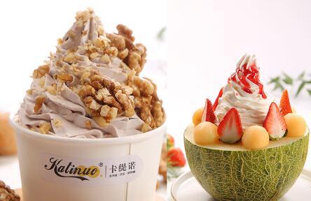 冰淇淋加盟店如何打响知名度