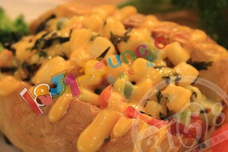 商圈里面适合开一家彩色土豆小吃吗