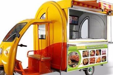 好吃的小吃车美食项目有哪些