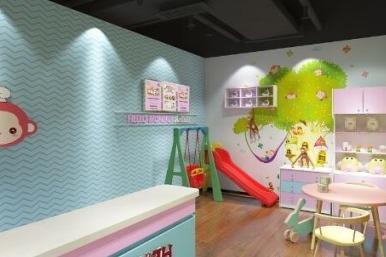开一家你好猴子儿童餐厅需要多大的店面