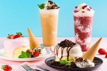 加盟冰淇淋店需要多少* 加盟开店总投资多少