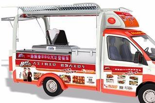 无烟烧烤车真的好用吗 一路飘香