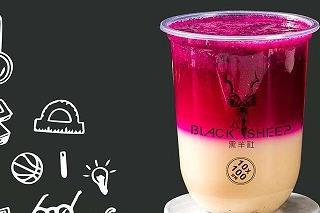 大学生怎么创业 黑羊社奶茶