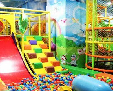 小區內適合開兒童樂園嗎