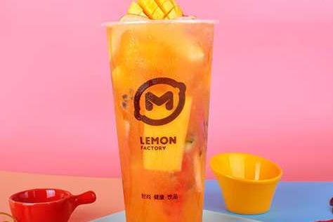 柠檬工坊港式饮品