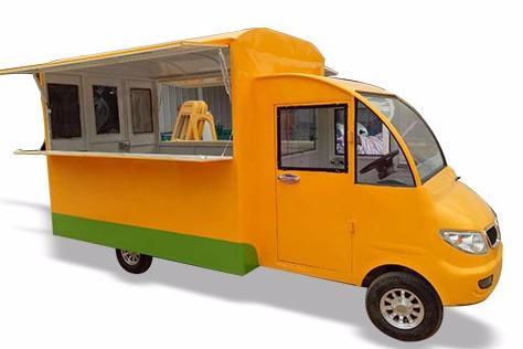 多功能小吃車怎樣加盟 選哪個品牌好