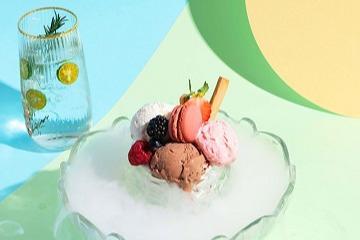 夏天卖冷饮**吗 冰雪大王冰淇淋很有发展前景