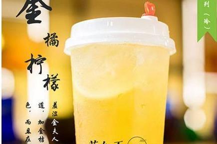 夏天什么饮品好卖 茶知否茶饮产品**