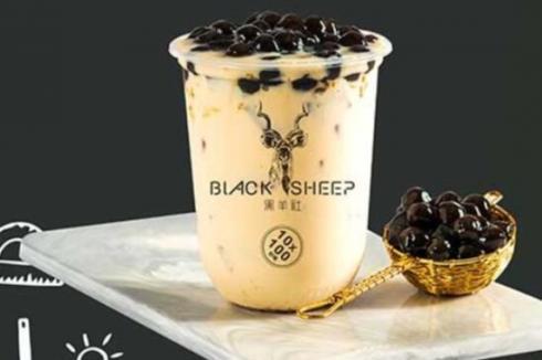 黑羊社奶茶加盟店要多少* 费用大概需要多少