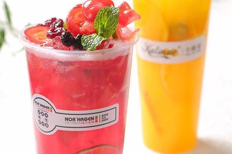 3D冰淇淋热销品牌有哪些 诺尔哈根知名度高