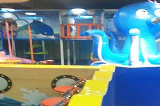 三線城市開一家兒童游樂場需要多少*